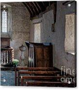 Celynnin Church Acrylic Print