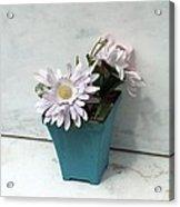 Cemetary Flowers 3 Acrylic Print
