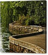 Centennial Park Acrylic Print