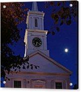 Centerville Church Acrylic Print