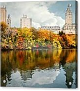 Central Park #1 Acrylic Print
