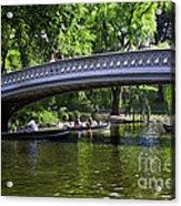 Central Park Day 2 Acrylic Print