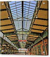 Central Railroad Of New Jersey Crrnj Acrylic Print