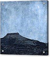 Cerro Pedernal Acrylic Print