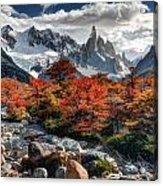 Cerro Torre 3 Acrylic Print