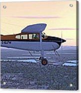 Cessna 185f   Acrylic Print
