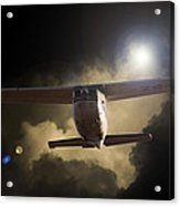 Cessna Fast Light Acrylic Print
