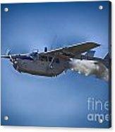 Cessna O-2a Skymaster Acrylic Print
