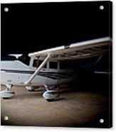 Cessna Waiting Acrylic Print