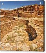 Chaco Kiva II Acrylic Print