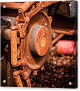 Chain Driven Acrylic Print