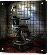 Chair Of Horror Acrylic Print
