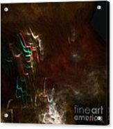 Chairway To Heaven Acrylic Print