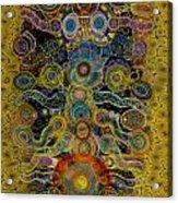 Chakra Shield Acrylic Print