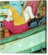 Cham Women Acrylic Print