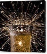 Champagne Celebration Acrylic Print
