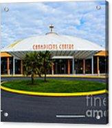 Champions Center Acrylic Print
