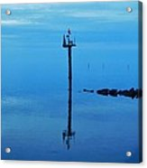 Chanel Marker Reflection 5 12/5 Acrylic Print