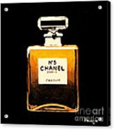 Chanel No. 5 Acrylic Print
