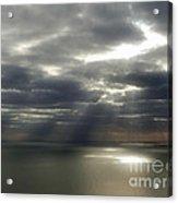 Channel Sunburst Acrylic Print
