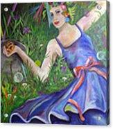 Chanterella Acrylic Print