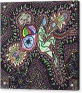 Chaos Faerie Acrylic Print