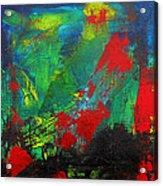 Chaotic Hope Acrylic Print