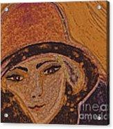 Chapeau By Jrr Acrylic Print