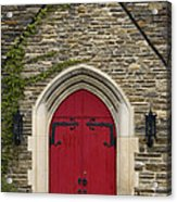 Chapel - D003211 Acrylic Print by Daniel Dempster