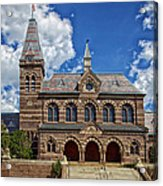 Chapel Hall Acrylic Print