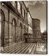 Chapultepec Castle Acrylic Print