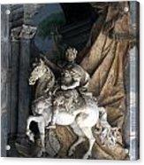 Charlemagne  Acrylic Print