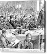 Charles Jules Guiteau (1840?-1882) Acrylic Print