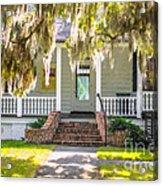 Charles Pickney Historic Site Acrylic Print