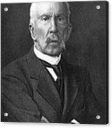 Charles R. Richet (1850-1935) Acrylic Print