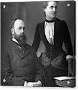 Charles Wentworth Dilke (1843-1911) Acrylic Print