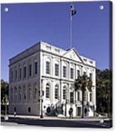 Charleston City Hall Acrylic Print