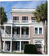 Charleston Home Acrylic Print