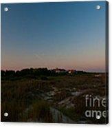 Charleston Lighthouse Acrylic Print
