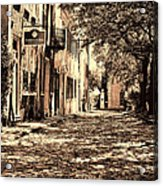 Charleston Acrylic Print
