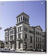 Charleston Post Office And Courthouse Acrylic Print