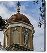 Charleston Round Dome Acrylic Print