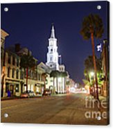 Charleston South Carolina Acrylic Print