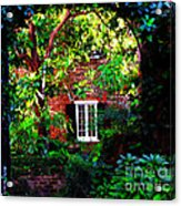 Charleston's Charm And Hidden Gems  Acrylic Print