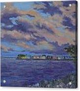 Charlotte Harbor Sunset Acrylic Print