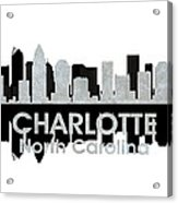 Charlotte Nc 4 Acrylic Print