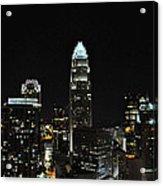 Charlotte Night Cnp Acrylic Print