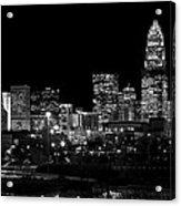 Charlotte Night V2 Acrylic Print