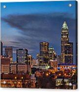 Charlotte North Carolina Acrylic Print by Brian Young