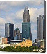 Charlotte Panorama IIi Acrylic Print